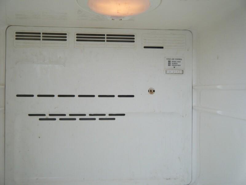 R frig rateur frigo pas de froid congelateur fonctionne for Refrigerateur air brasse ou ventile