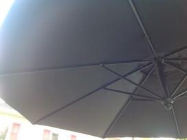 mobilier de jardin r parer une baleine d 39 un parasol d port apprenez. Black Bedroom Furniture Sets. Home Design Ideas