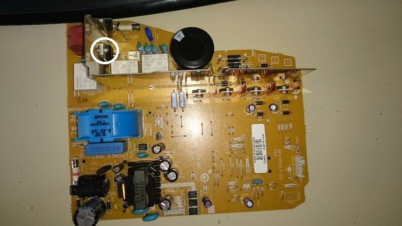 Robot mixeur r parer platine de puissance thermomix tm31 apprenez - Comment mixer sans mixeur ...
