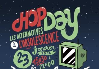 Photo HOP Day - les alternatives à l'obsolescence