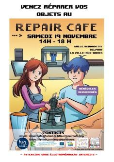 Photo Repair Café Tours