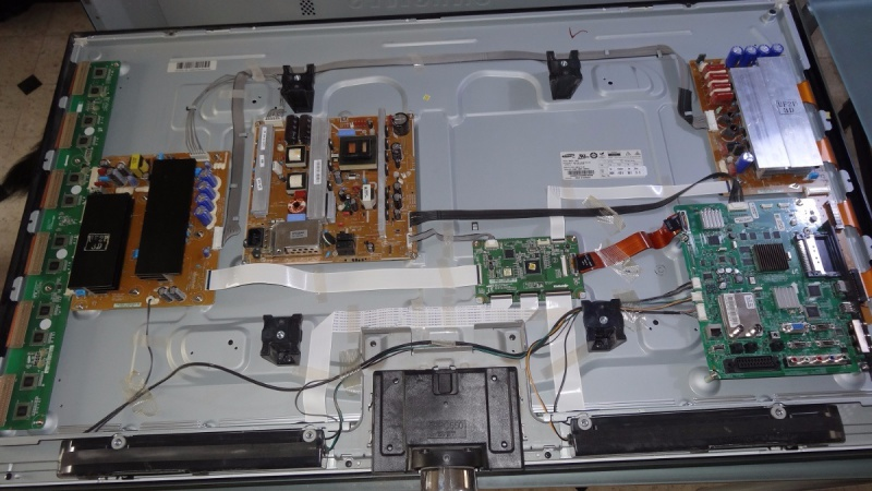Tv Samsung Plasma Type Ps50c687