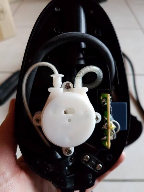 Lisseur qui peut m aider pour mon steampod il ne fait for Centrale vapeur ne fait plus de vapeur