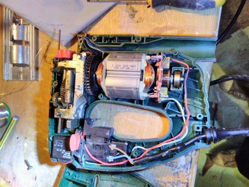 Balais Charbon Charbon Moteur Charbon Pour Bosch PST 650 PE Scie sauteuse