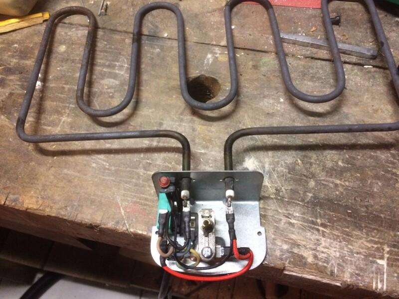 Barbecue lectrique ne chauffe plus - Demonter un radiateur electrique ...