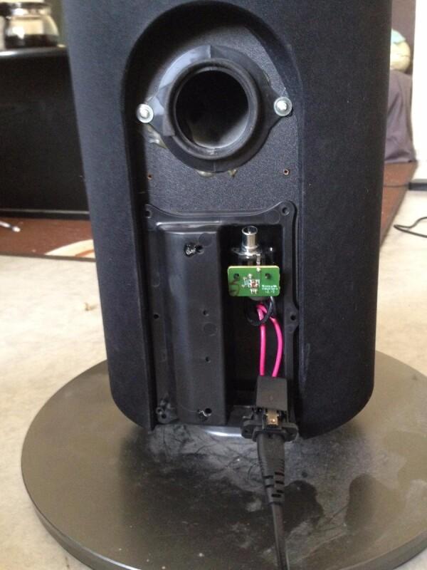 Enceinte philips dcm5090 ne fonctionne plus for Telecommande philips livingcolors ne fonctionne plus