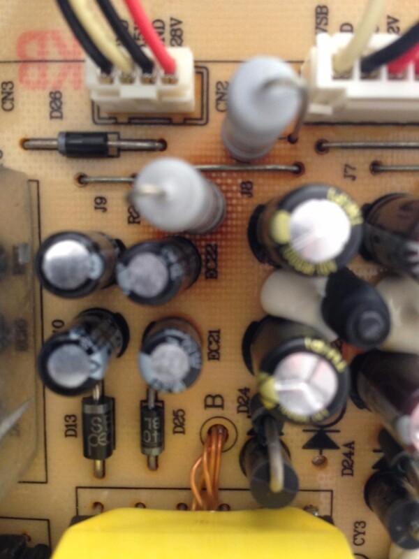 Enceinte haut parleur enceinte philips dcm5090 ne for Telecommande philips livingcolors ne fonctionne plus