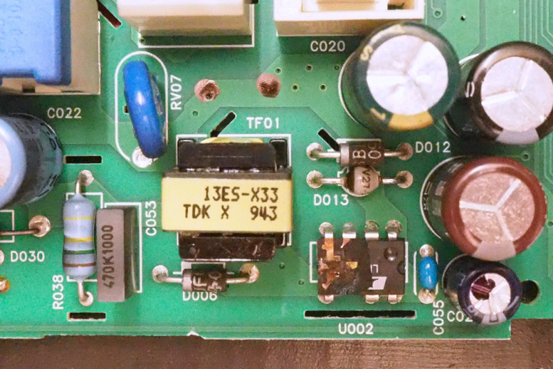 carte electronique lave linge whirlpool Réparer carte de contrôle lave linge Whirlpool (alim HS)
