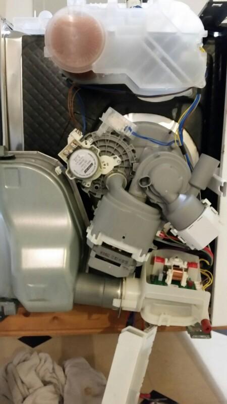 Lv Siemens Sn26m299eu Ne Chauffe Plus E31