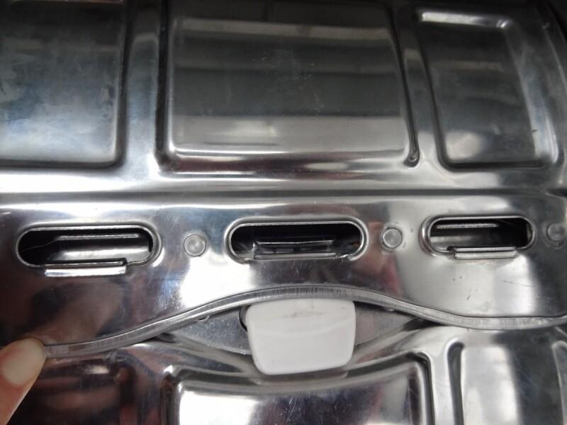 ouverture de lave linge ferme plus pi ce est tomb e pendant la lavage. Black Bedroom Furniture Sets. Home Design Ideas