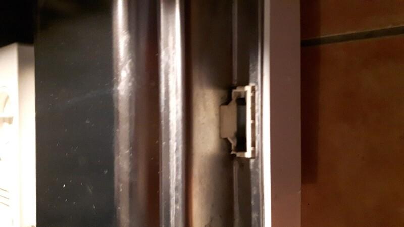 Clapet porte lave vaisselle continental edison - Changer joint bas de porte lave vaisselle ...