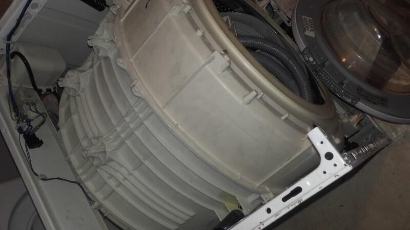 roulement de tambour whirlpool 6em sens couleur inaccessible. Black Bedroom Furniture Sets. Home Design Ideas