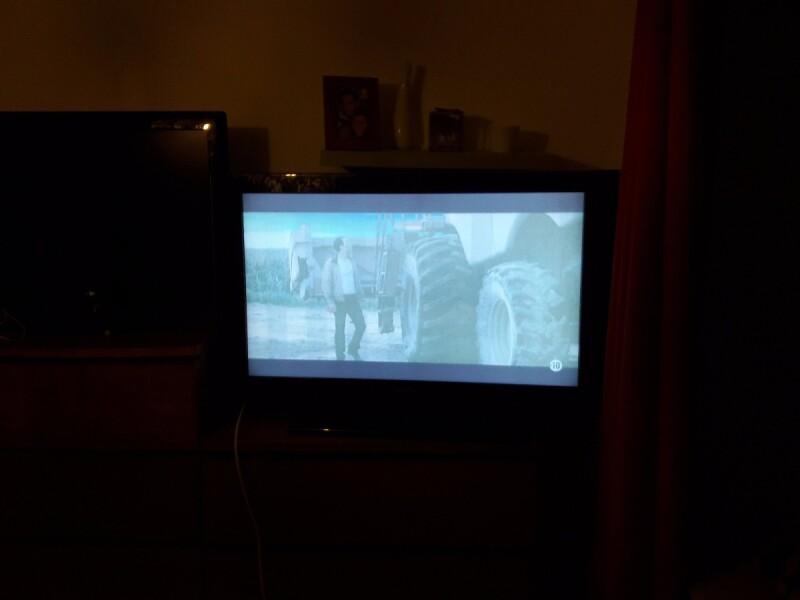 probl me image tv samsung. Black Bedroom Furniture Sets. Home Design Ideas