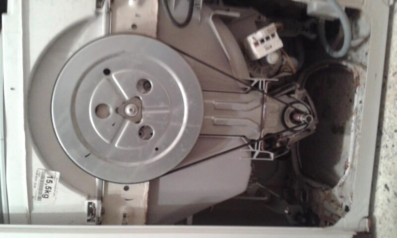Machine laver brandt wt08726f 01 le tambour ne tourne plus - Ma machine a laver essore plus ...