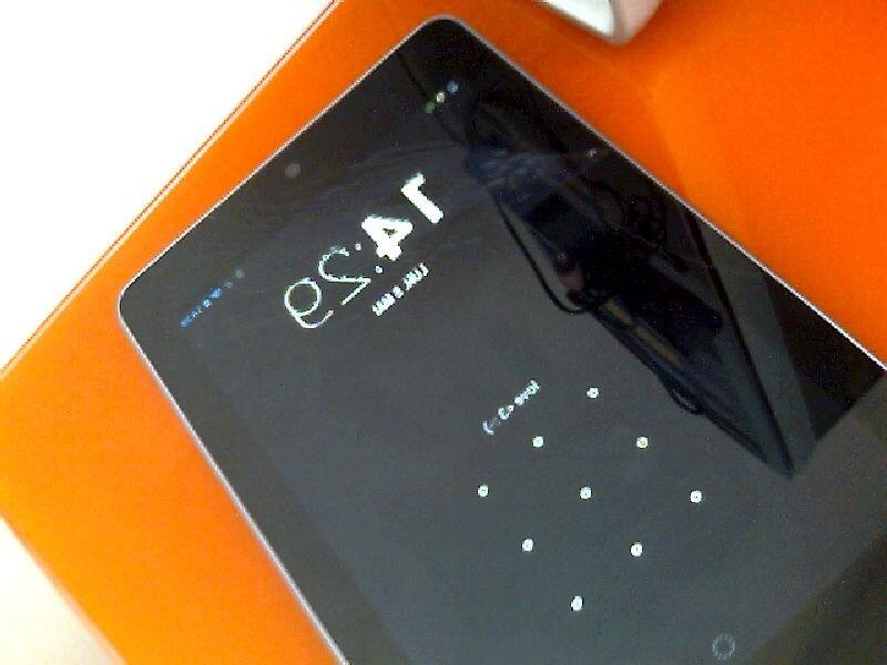 r parer tablette nexus 7 avec l 39 ecran qui ne fonctionne plus. Black Bedroom Furniture Sets. Home Design Ideas