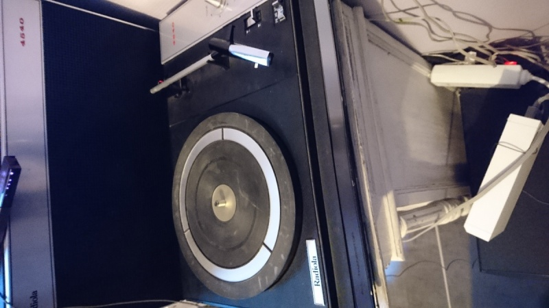 plus de son tourne disque radiola 4540. Black Bedroom Furniture Sets. Home Design Ideas
