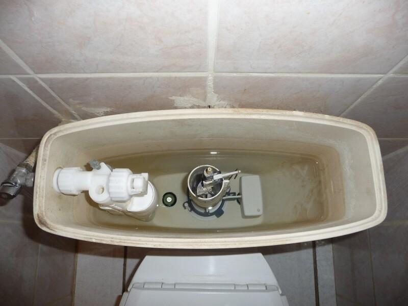 Comment stopper une d perdition sur chasse d 39 eau wc - Comment fonctionne une chasse d eau ...