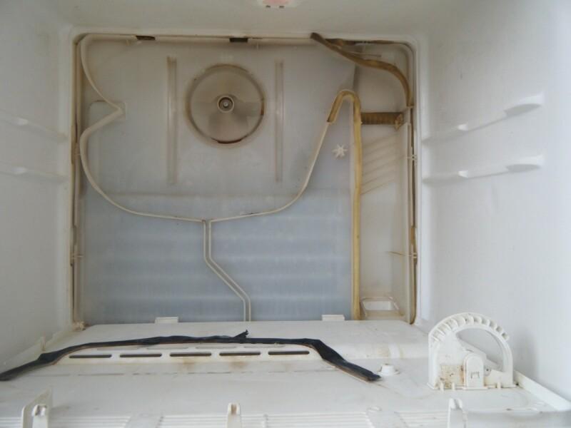 Frigo pas de froid congelateur fonctionne far r2480nf - Frigo congelateur froid ventile ...