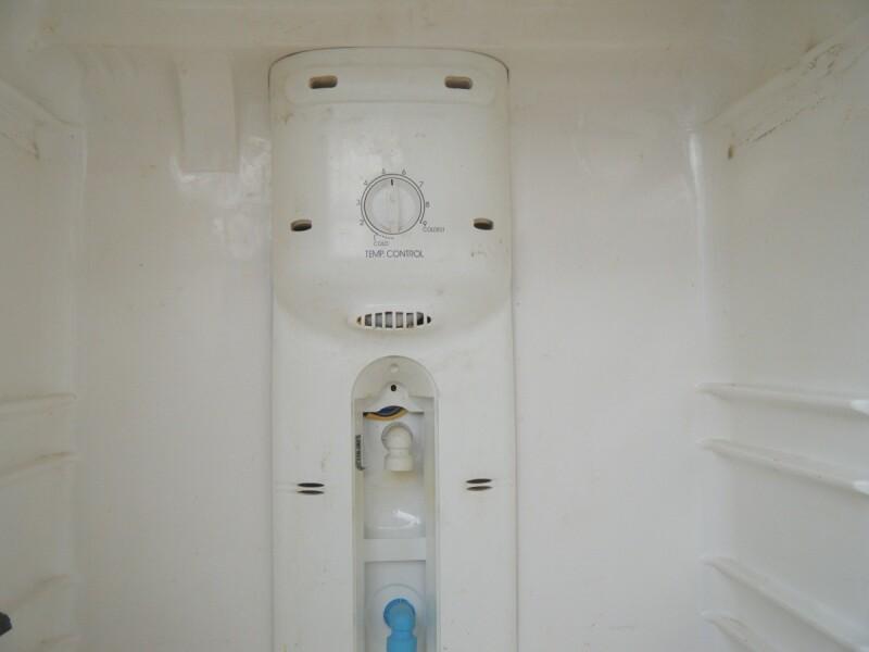 Frigo pas de froid congelateur fonctionne far r2480nf - Frigo qui fait de la glace ...