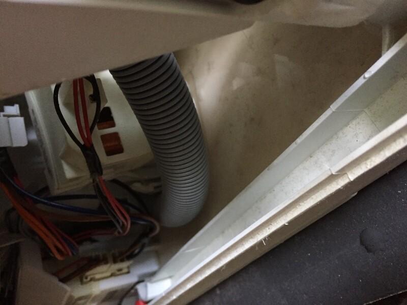 le dernier 1cf7b b45ab Code Erreur D07 Lave-vaisselle Sauter SVH92JF1
