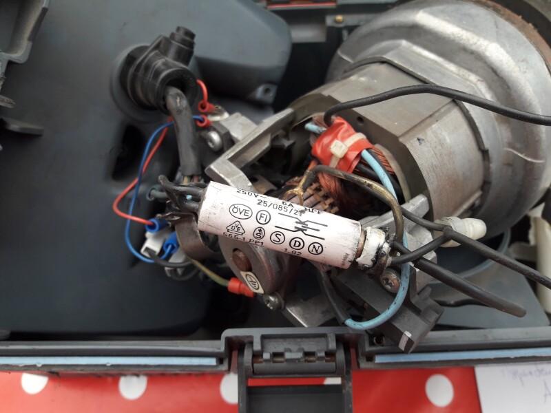 réparation aspirateur électrolux modèle 90 à chariot