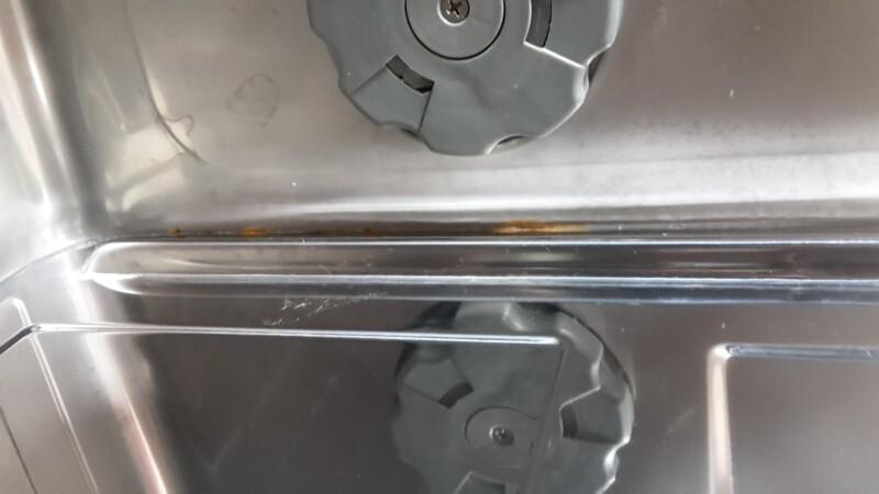 Rouille Dans Lave Vaisselle