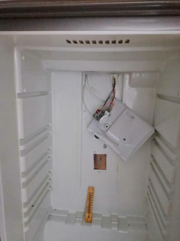 ariston mtb 4712 congelateur marche pas le bas no frost. Black Bedroom Furniture Sets. Home Design Ideas
