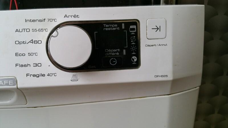 super populaire f2f10 0c22c réparer lave-vaisselle Brandt dfh825 qui ne s'allume plus ...