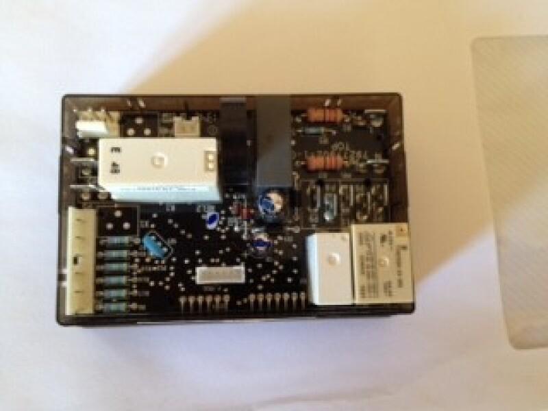 Cuisinière/Plaque de cuisson - Remonter un programmateur pour une ...