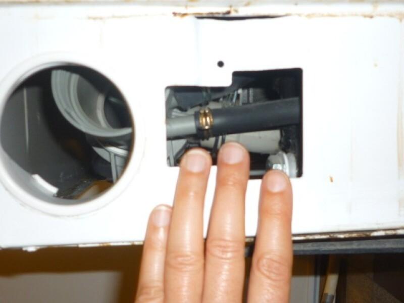 Comment demonter la pompe filtre lave linge new pool ouverture par le haut - Seche linge ouverture par le haut ...