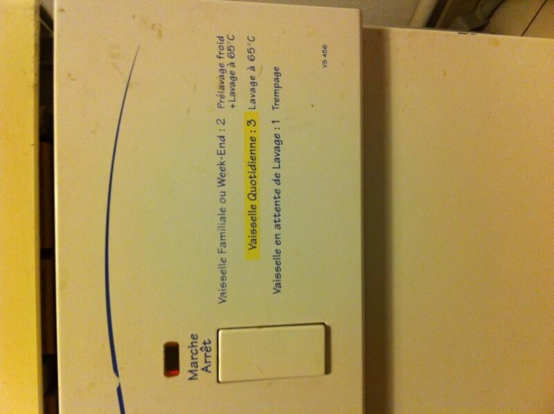 Fuite d 39 eau sous mon lave vaisselle thomson kalanca - Fuite sous machine a laver ...