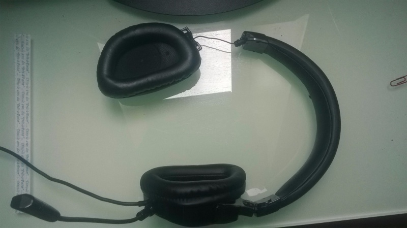 reparer un casque audio