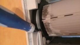 Remplacer ruban de volet roulant cass - Comment poser un volet roulant a sangle ...