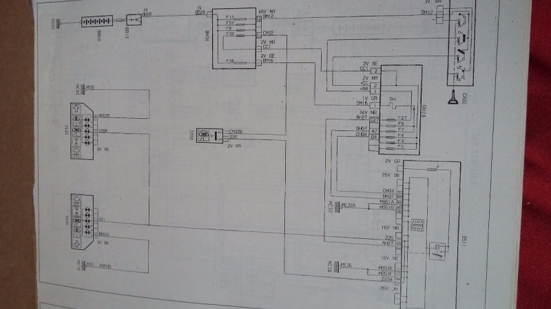 Schema Electrique Xsara Picasso