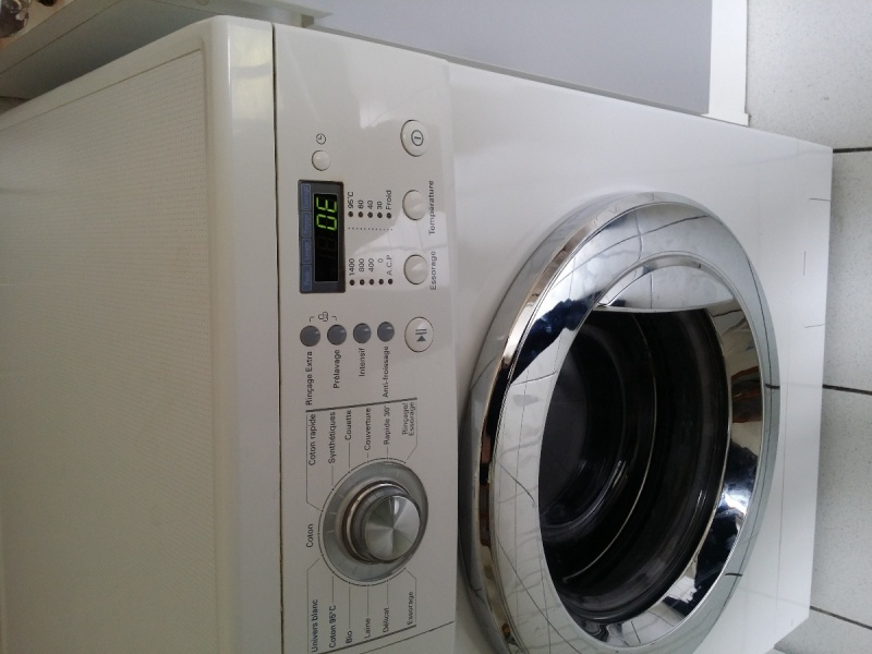 Lg wd 14701tdp n 39 essore plus - Ma machine a laver essore plus ...