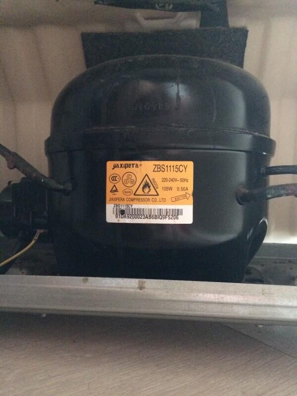 Réfrigérateur - réfrigérateur congélateur Samsung RL34SCPS ne ...