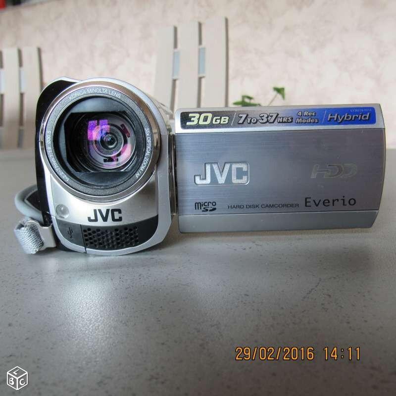 logiciel jvc camescope