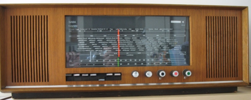 saba konstanz kn 18 branchement transfos sortie bfcomment r parer un ancien poste radio. Black Bedroom Furniture Sets. Home Design Ideas