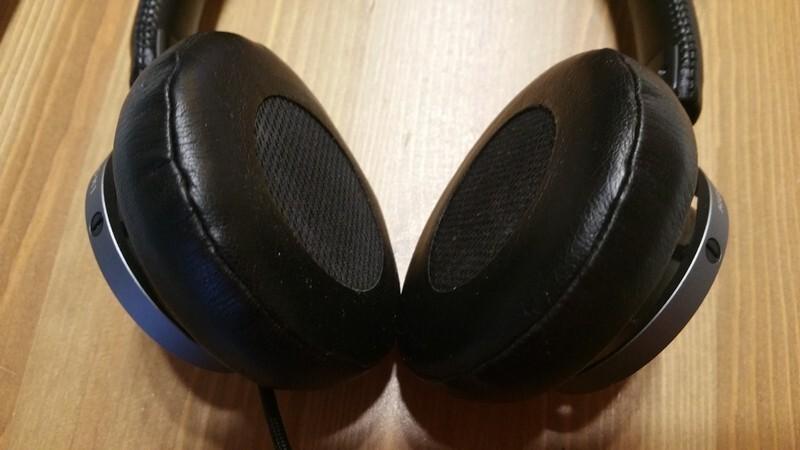 reparer coussinets casque audio fidelio